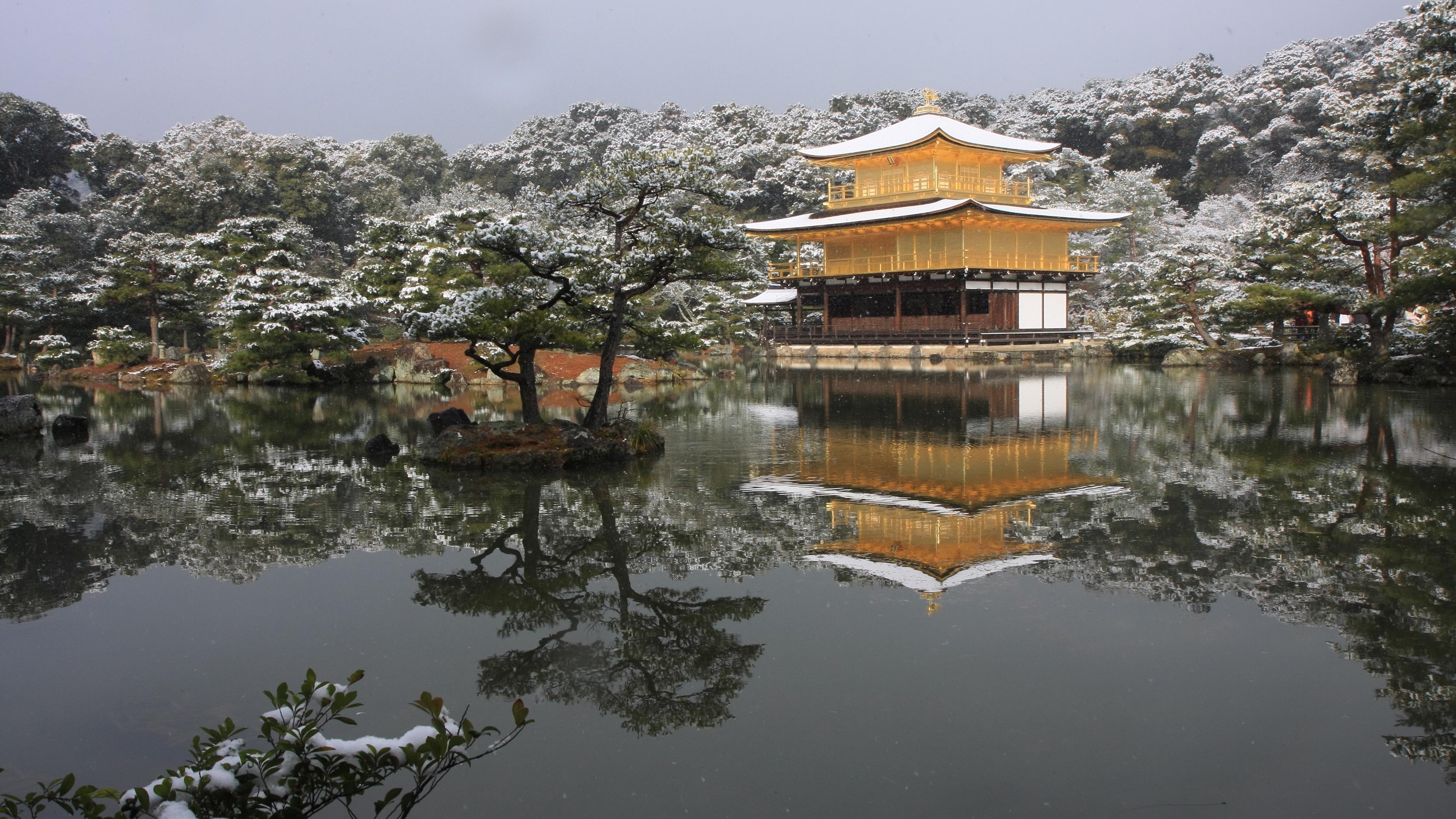 4k 08年 雪の京都壁紙その1 計10枚 壁紙 日々駄文
