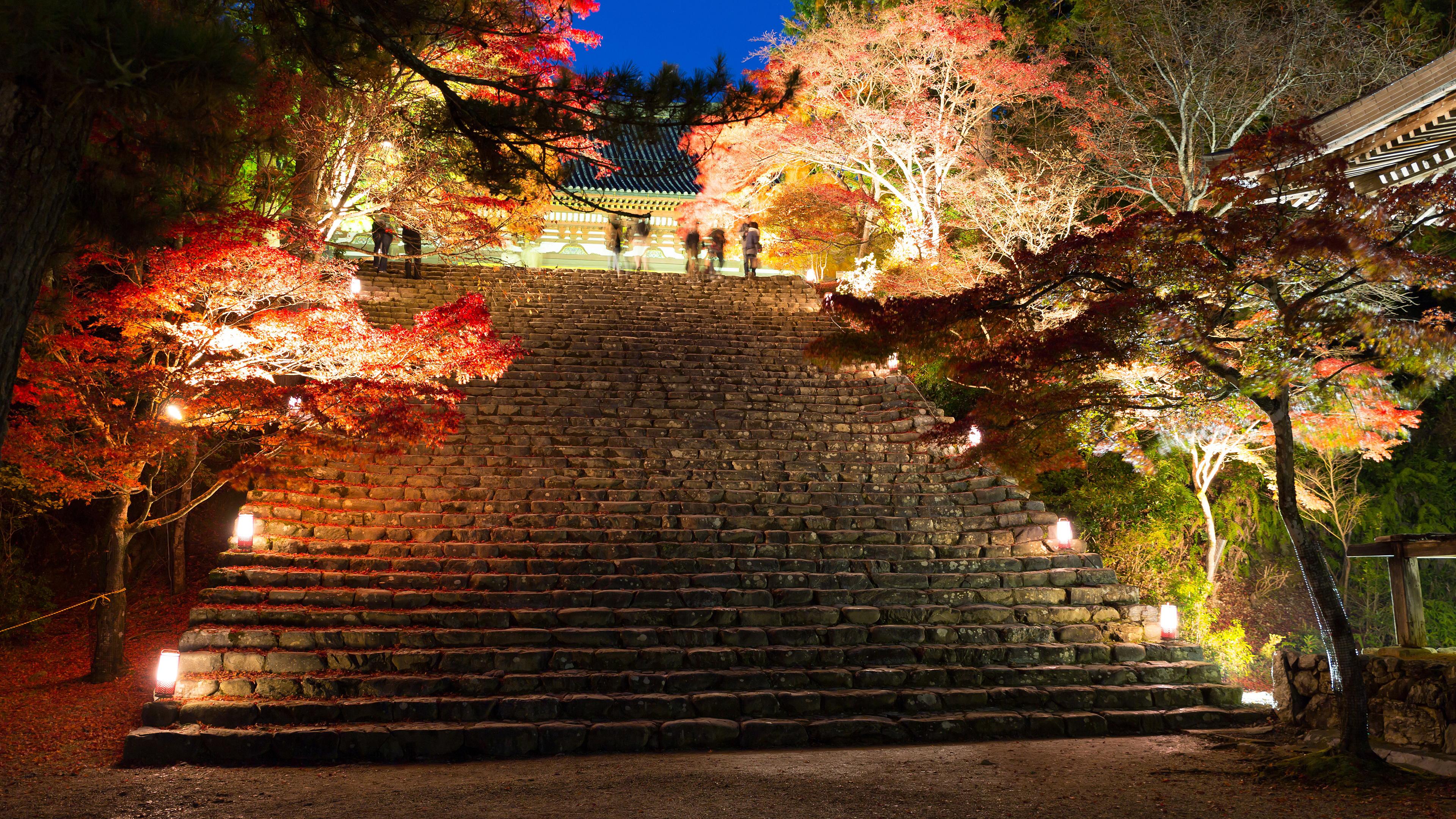 2012年に撮影した紅葉の京都壁紙その3です。